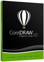 CorelDRAW Graphics Suite X8 deutsch