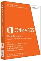 Microsoft Office 365 Home Premium PKC