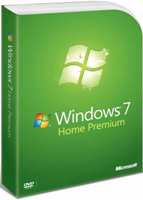 Microsoft Windows 7 Home Premium 64Bit DVD DSP deutsch