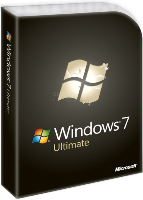Microsoft Windows 7 Ultimate 32Bit DVD DSP deutsch