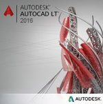 AutoCAD LT 2016 SLM multilingual