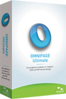 OmniPage Ultimate EDU